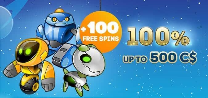 PlayAmo Bonus on First Deposit