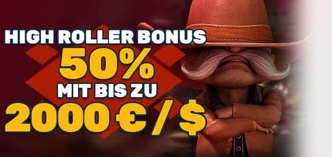 Highroller Bonus