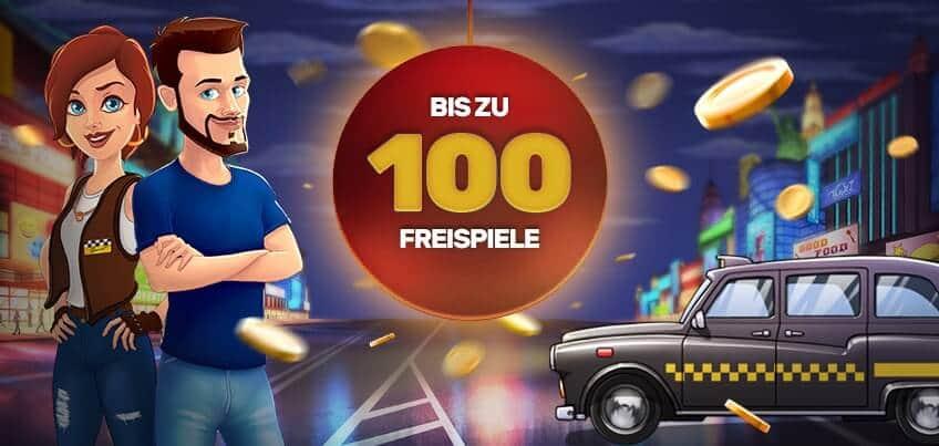 Freispiele PlayAmo Promotion